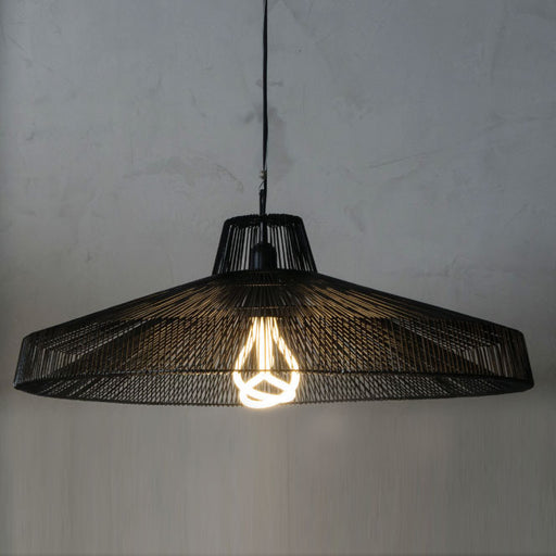 Moire Worker Pendant Light from Schema Lighting | Modern Lighting + Decor