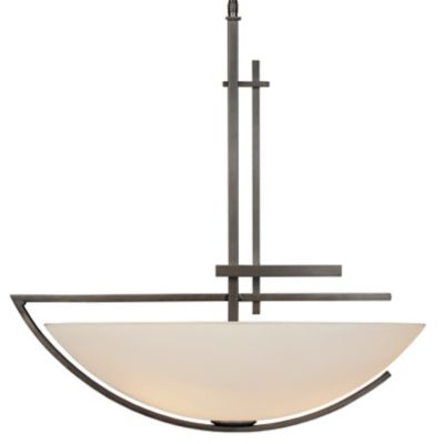 Buy online latest and high quality Ondrian Large Bowl Pendant from Hubbardton Forge | Modern Lighting + Decor