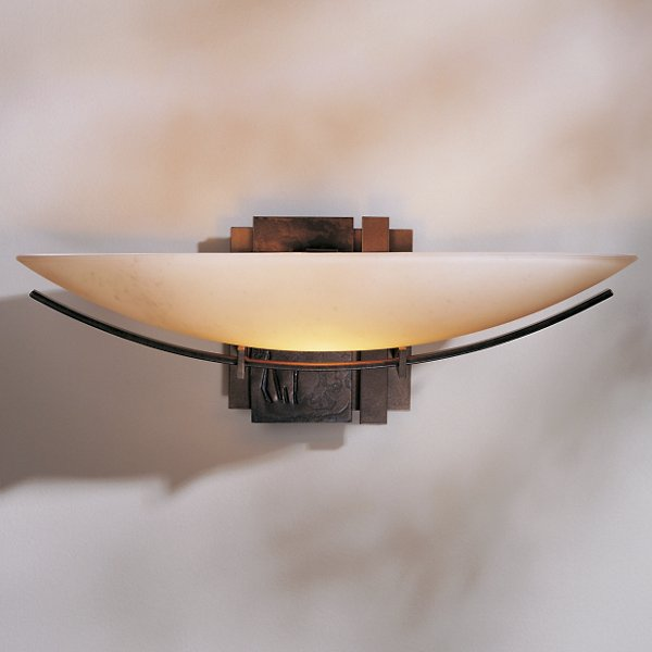 Oval Impressions Wall Sconce | Modern Lighting + Decor