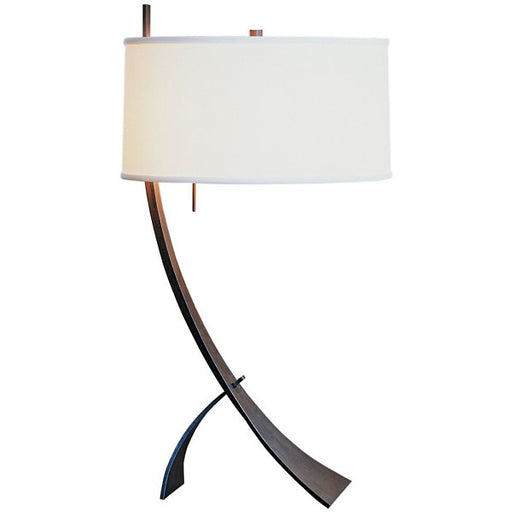 Stasis Table Lamp with Shade Option | Modern Lighting + Decor