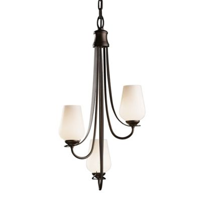 Buy online latest and high quality Flora Chandelier from Hubbardton Forge | Modern Lighting + Decor