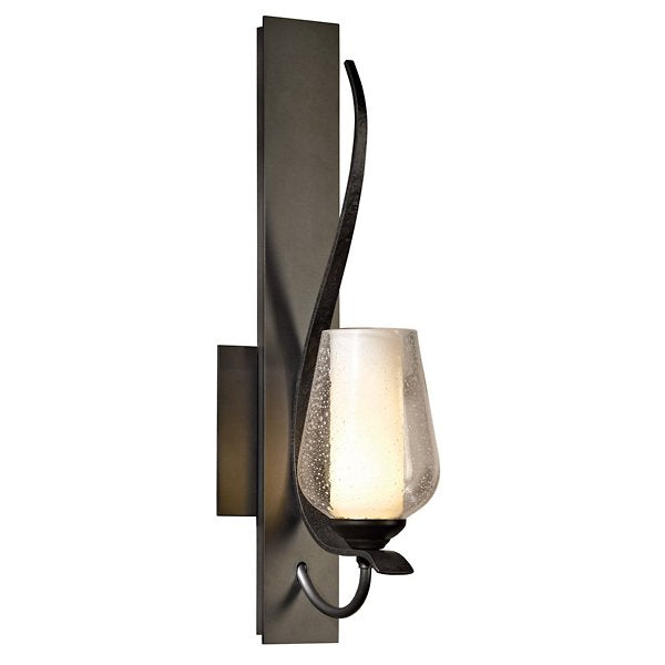 Buy online latest and high quality Flora Indoor Wall Sconce from Hubbardton Forge | Modern Lighting + Decor