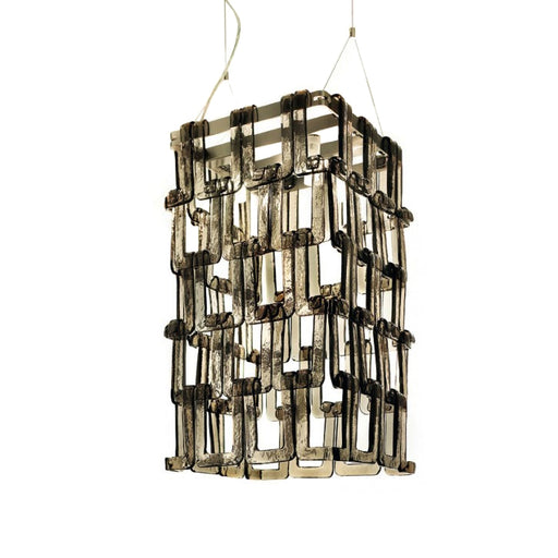 Tessuti SO 30 Suspension Lamp from EviStyle | Modern Lighting + Decor