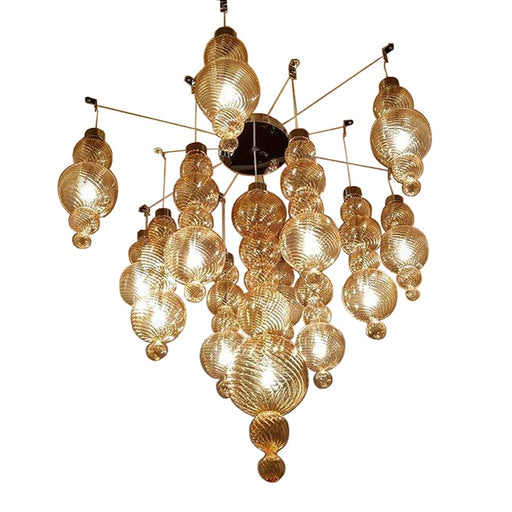San Marco S13 B Chandelier from EviStyle | Modern Lighting + Decor
