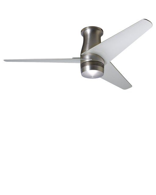 Velo Flush DC Ceiling Fan from Modern Fan | Modern Lighting + Decor