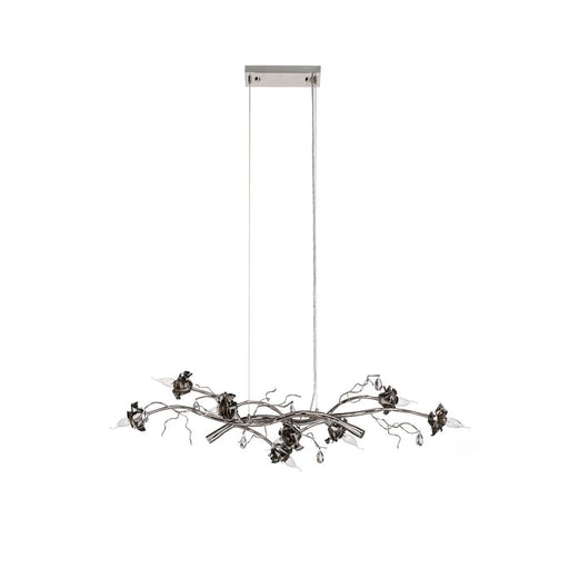 Buy online latest and high quality La Vie En Rose Hanging Lamp - Long from Brand Van Egmond | Modern Lighting + Decor