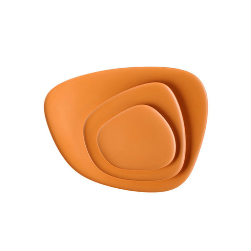 Buy online latest and high quality Namaste Plate (1 set of 3) from Kartell | Modern Lighting + Decor