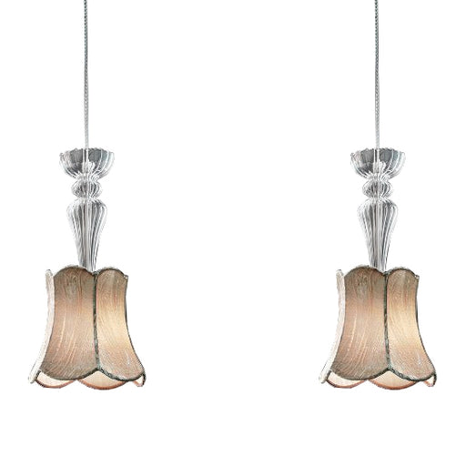 Buy online latest and high quality Vintage Glass SO2 Barocco Pendant Lamp from EviStyle | Modern Lighting + Decor
