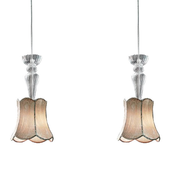 Vintage Glass SO2 Barocco Pendant Lamp from EviStyle | Modern Lighting + Decor