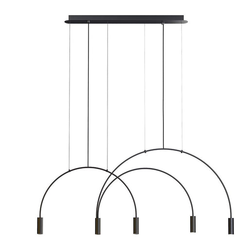 Buy online latest and high quality Volta L78.1D1T Linear Suspension Lamp from Estiluz | Modern Lighting + Decor