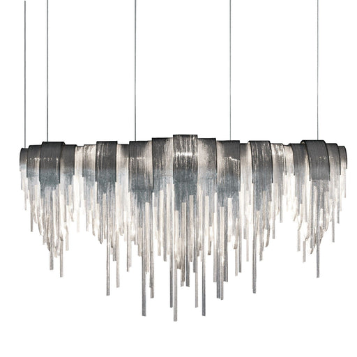 Volver LED chandelier from Terzani | Modern Lighting + Decor