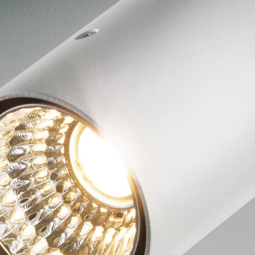 Professional Spotlight 1 Semi-Recessed Round from Licht im Raum | Modern Lighting + Decor
