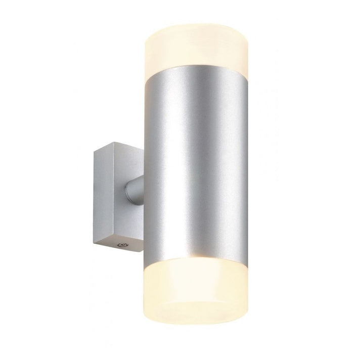 Buy online latest and high quality ASTINA UP-DOWN grey, silver, 2-light sources Wall Light from SLV Lighting | Modern Lighting + Decor