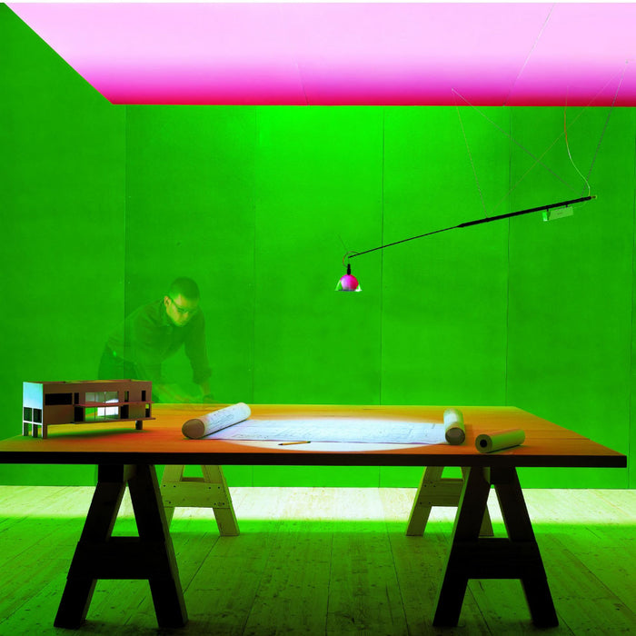 Max. Mover Ceiling Light from Ingo Maurer | Modern Lighting + Decor
