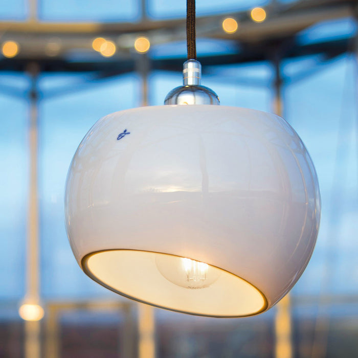 White Moons 1 Pendant Lamp from Licht im Raum | Modern Lighting + Decor