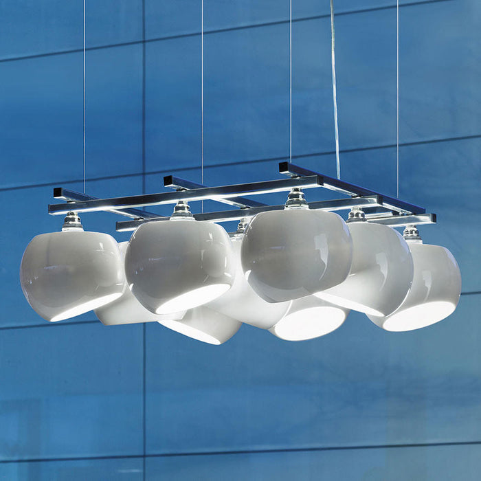 Buy online latest and high quality White Moons 3x3 Pendant Lamp from Licht im Raum | Modern Lighting + Decor