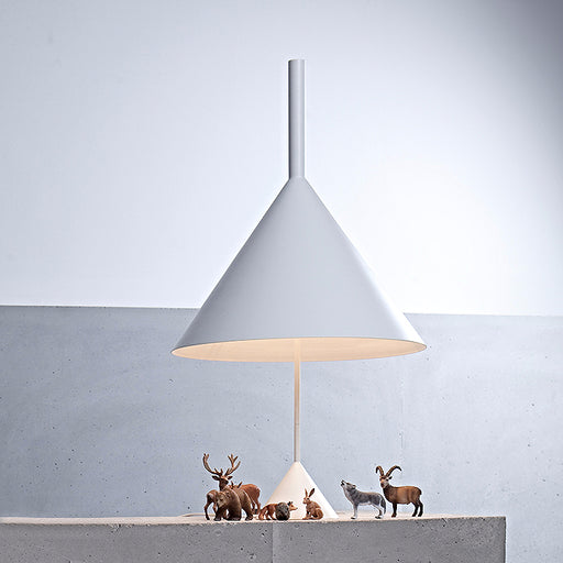 Buy online latest and high quality Funnel table lamp from Vertigo Bird | Modern Lighting + Decor