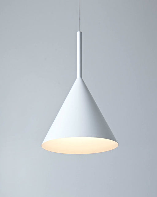 Funnel Suspension Lamp from Vertigo Bird | Modern Lighting + Decor