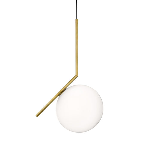 Buy online latest and high quality IC Lights S Pendant Light from Flos | Modern Lighting + Decor