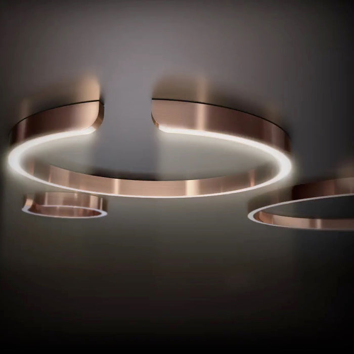 Buy online latest and high quality Mito Soffitto 20 Flat Ceiling Light from Occhio | Modern Lighting + Decor