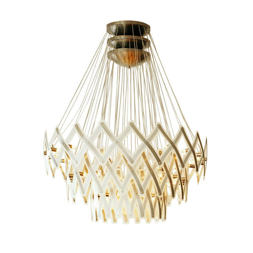 Zoom 3 LED Chandelier from Serien Lighting | Modern Lighting + Decor