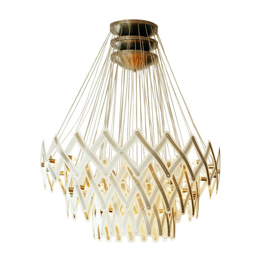 Zoom XL 3 Chandelier from Serien Lighting | Modern Lighting + Decor