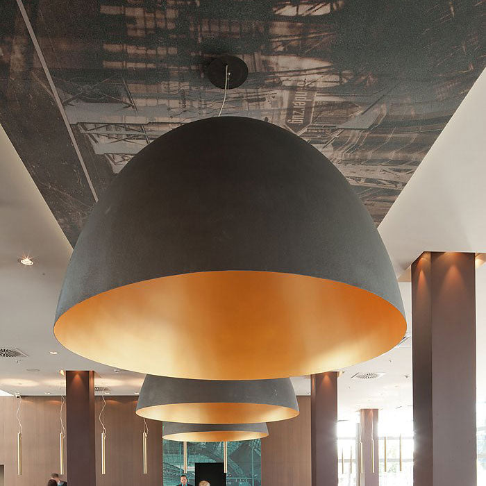 Buy online latest and high quality XXL Dome Pendant Light from Ingo Maurer | Modern Lighting + Decor