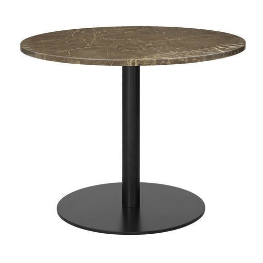 Buy online latest and high quality GUBI 1.0 Lounge Table - Round 80cm from Gubi | Modern Lighting + Decor