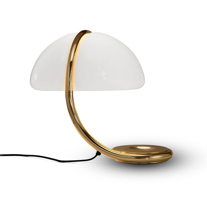 Serpente Table Lamp from Martinelli Luce | Modern Lighting + Decor
