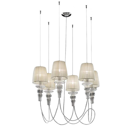 Gadora SO6 Suspension Lamp from EviStyle | Modern Lighting + Decor