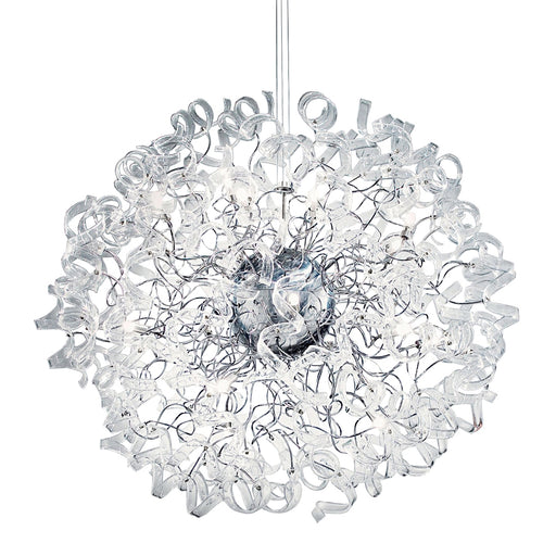 Astro 115 Chandelier from Metal Lux | Modern Lighting + Decor