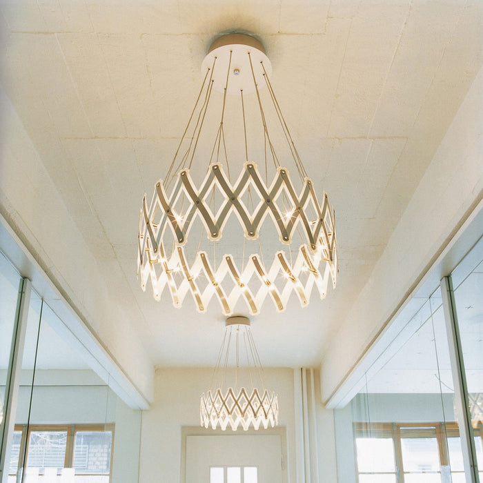 Buy online latest and high quality Zoom XL 1 Chandelier from Serien Lighting | Modern Lighting + Decor