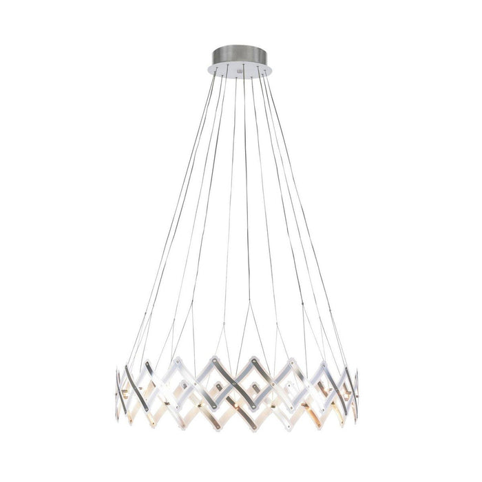Zoom 1 LED Chandelier from Serien Lighting | Modern Lighting + Decor