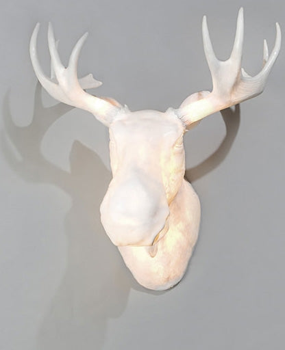 Unique outdoor lighting wall sconce