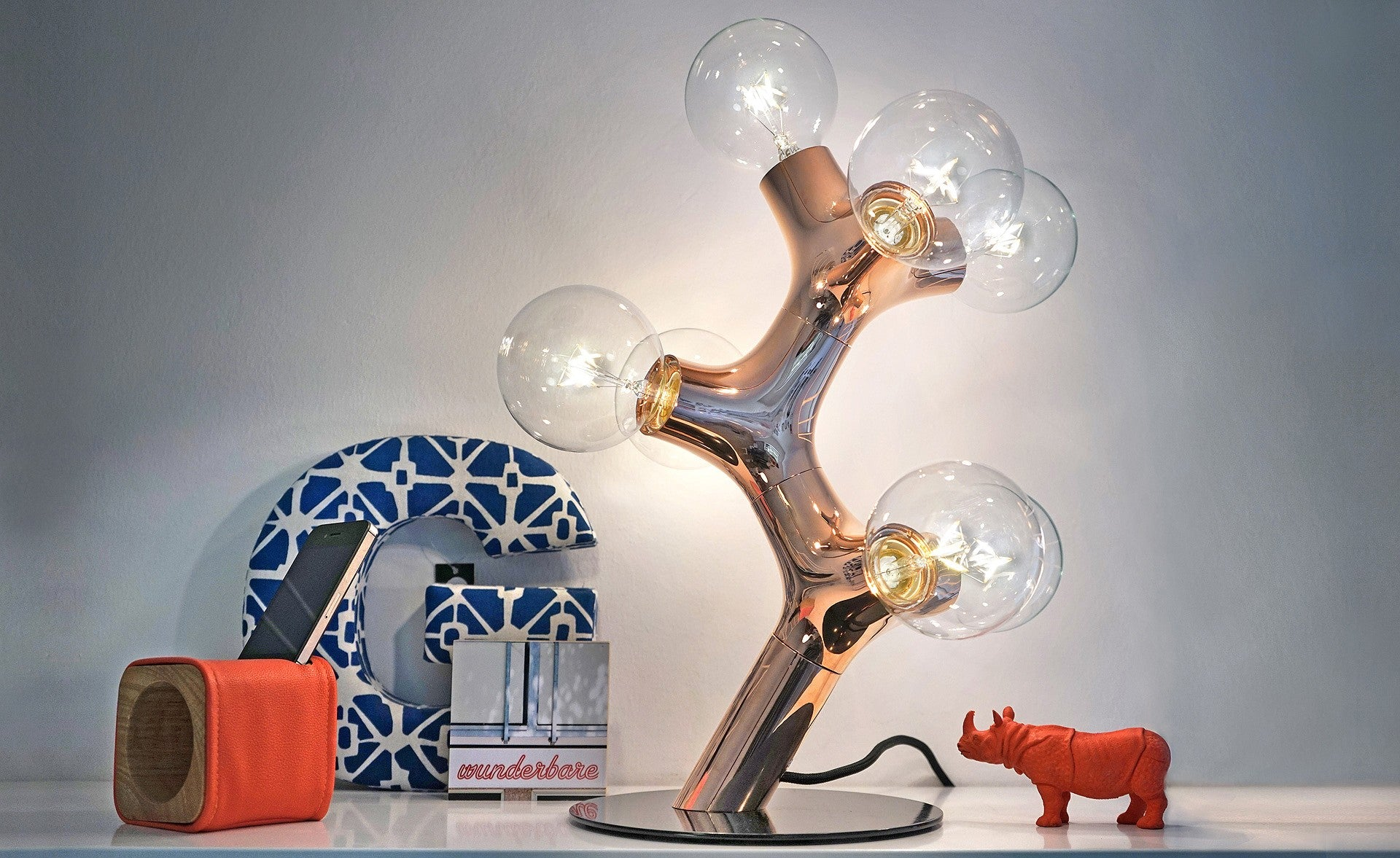 DNA Table Lamp by Next