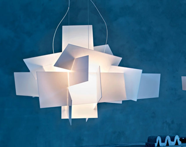 foscarini super big bang chandelier