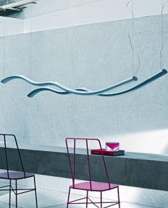 foscarini wave suspension light
