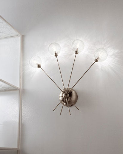 Ice Wall Lamp by Aureliano Toso