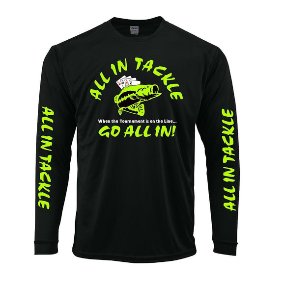 Long sleeve AIT Performance Fishing Shirt