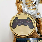 PLAYSTATION CONTROLLER VICTORY MONSTER TROPHY- FREE ENGRAVING