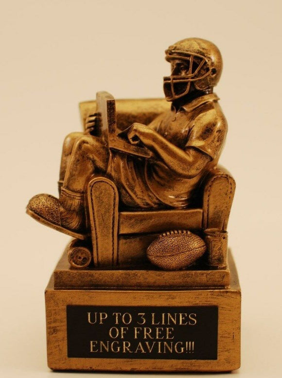 FANTASY FOOTBALL TROPHY 6