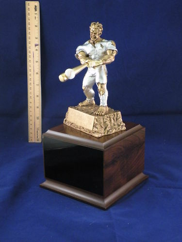 FANTASY BASEBALL TROPHY MONSTER -  FREE ENGRAVING!!
