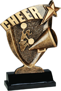 "7"" Cheer Broadcast Resin"