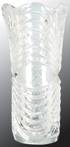 "9 1/4"" Royal Glass Vase"