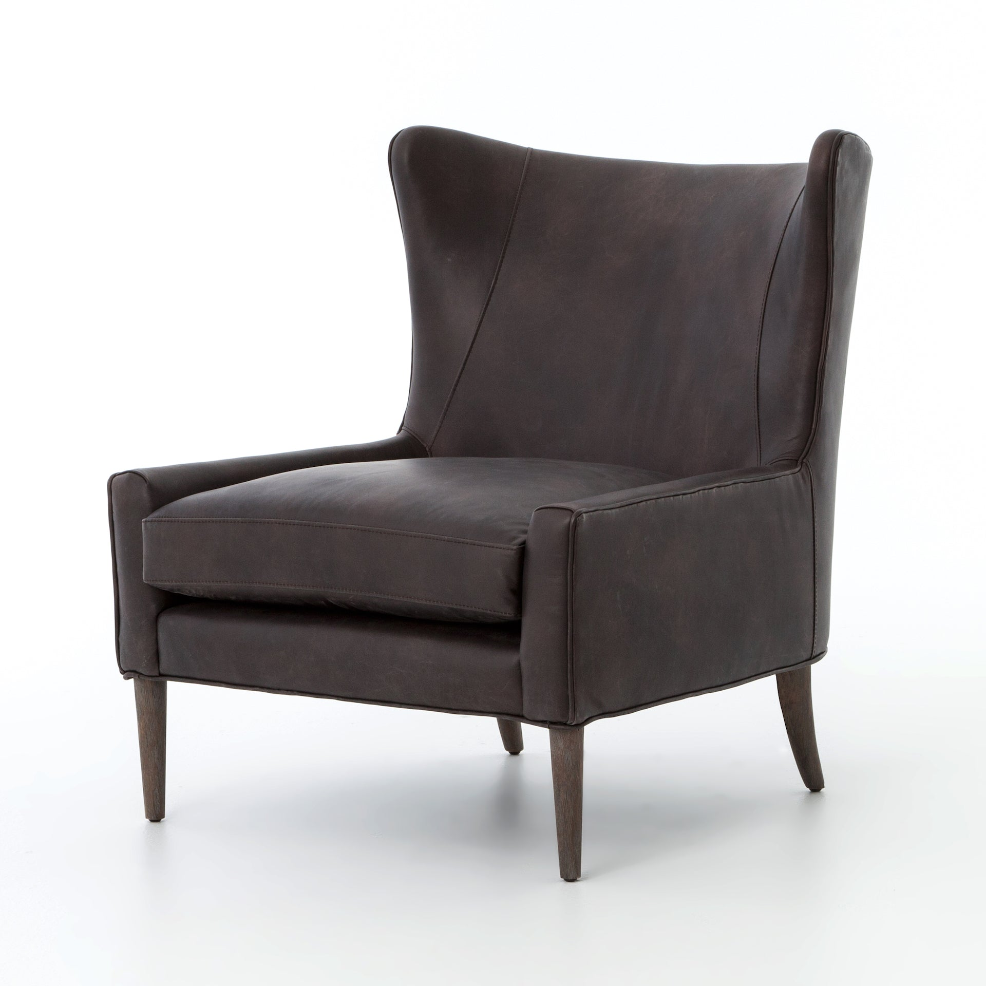 Four Hands Marlow Wing Chair at Downtown Decor at Downtown Decor in Las Vegas