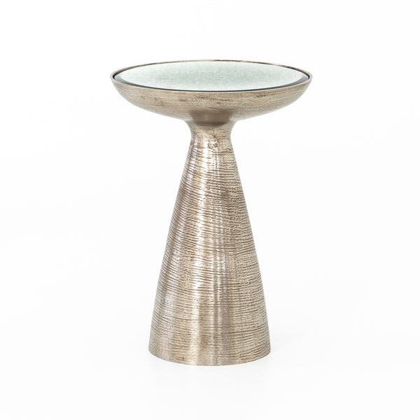 Four Hands Marlow Mod Pedestal Table at Downtown Decor in Las Vegas