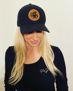 PCGC Leather Patch Hat
