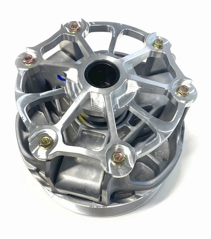 AA P90X REVOLVER CLUTCH COVER WITH TOWER LOCK