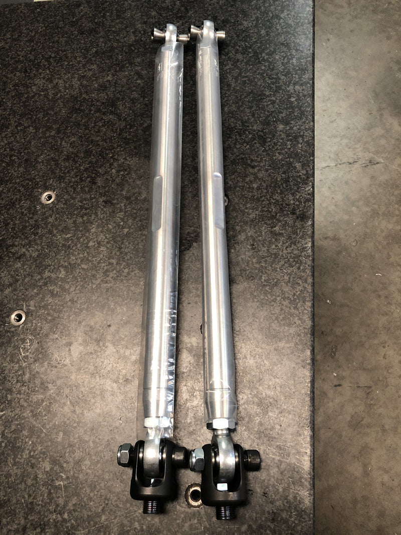 CAN-AM | MAVERICK X3 | 2017+ DS 64in Steering Tie Rods (Heim Style)