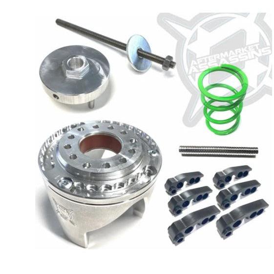 AA CAN AM X3 R - 172HP S3 CLUTCH KIT WITH ADJUSTABLE HELIX